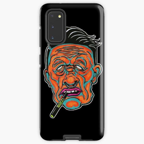Johnny Vapor Samsung Galaxy Tough Case