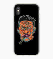 Johnny Vapor iPhone Case