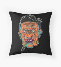 Johnny Vapor Throw Pillow