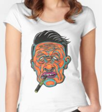 Johnny Vapor Fitted Scoop T-Shirt