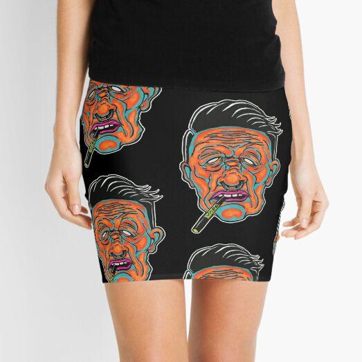Johnny Vapor Mini Skirt