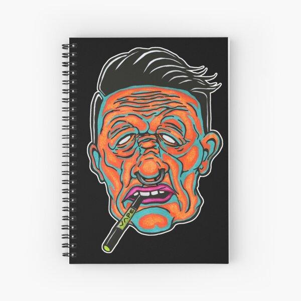 Johnny Vapor Spiral Notebook