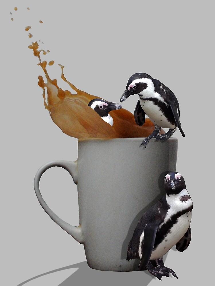 Tea Break - Pick up a Penguin by Susie Hawkins