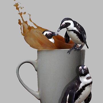 Tea Break - Pick up a Penguin by SusieH