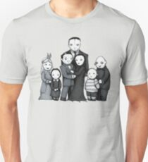 Spooky Plushie Family T-Shirt