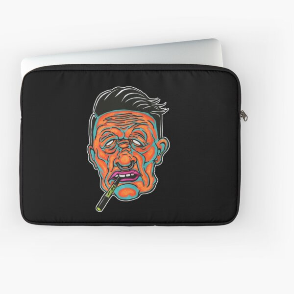 Johnny Vapor Laptop Sleeve