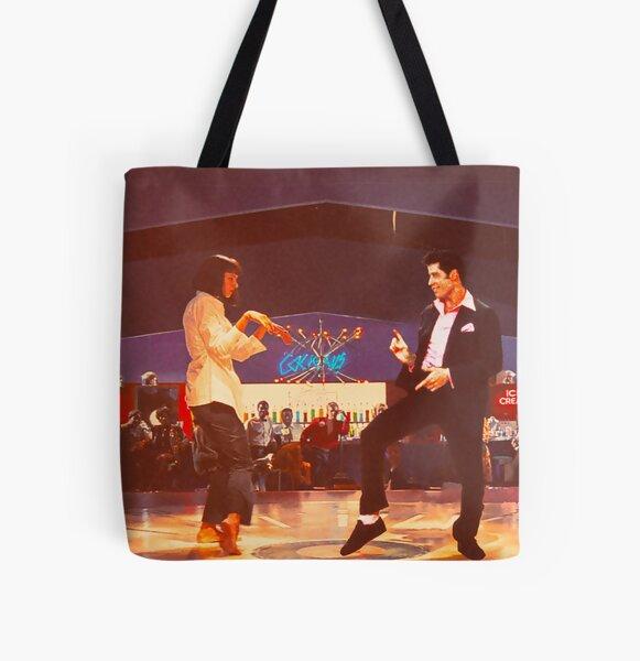 Mia & Danny All Over Print Tote Bag