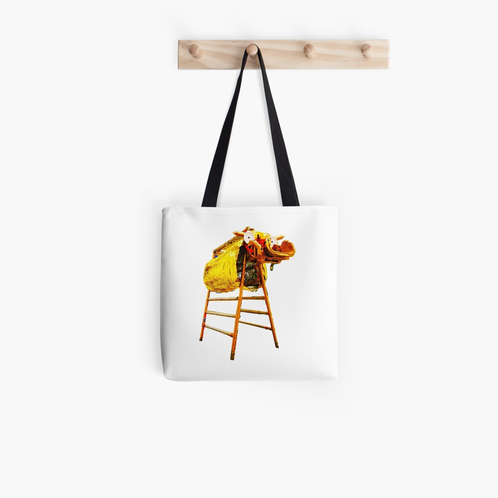 The Golden Calf Tote Bag