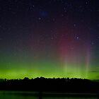 Aurora Australis (#2), Trial Bay, Tasmania, 19 March 2015 by Odille Esmonde-Morgan