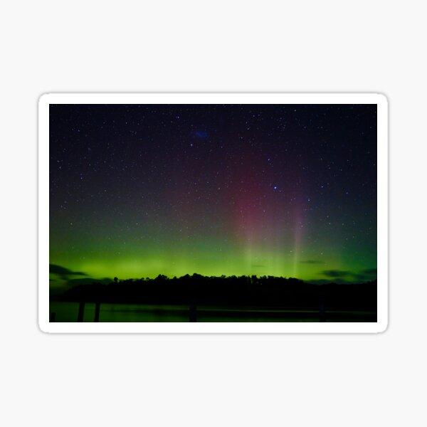 Aurora Australis (#2), Trial Bay, Tasmania, 19 March 2015 Sticker