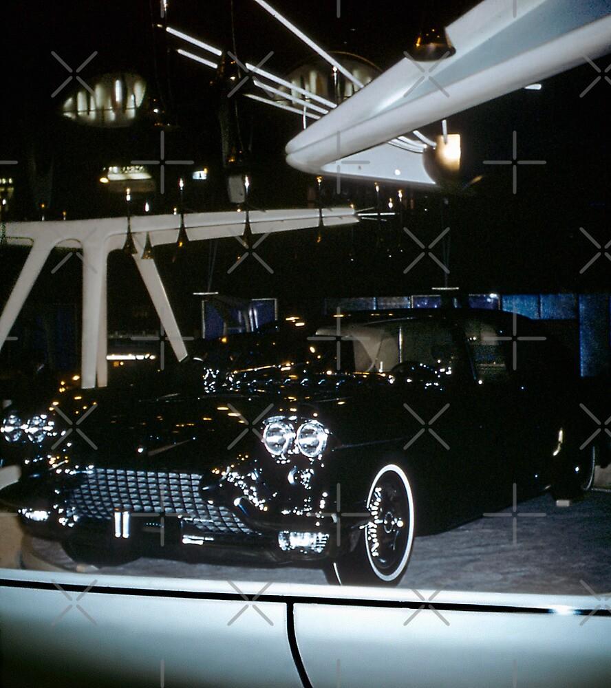 Cadillac Eldorado Brougham Town Car at Motorama 1956 by haymelter