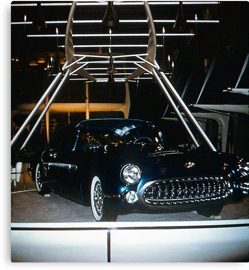 Impala At General Motors Motorama 1956 By Haymelter