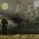 In My dreams by julie anne  grattan
