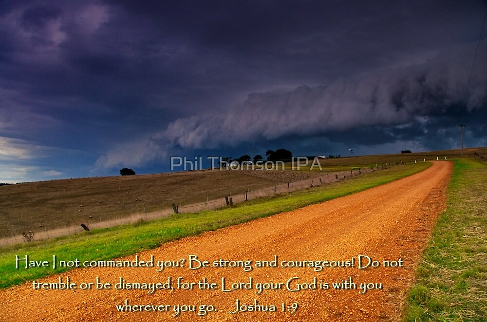 """""""Courageous"""" by Phil Thomson IPA"""