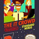 «El juego IT Crowd NES» de Tom Trager