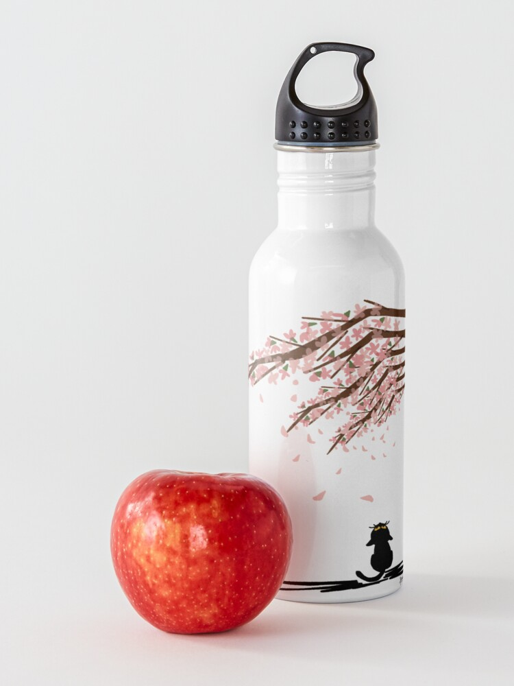 Alternate view of Sakura Water Bottle