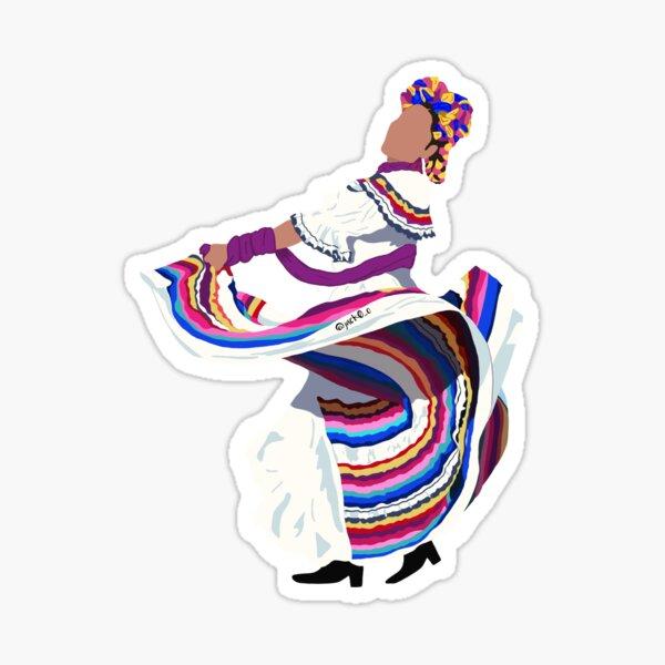Dancer 2 Sticker