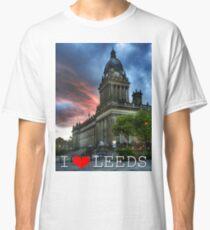 Leeds Town Hall Classic T-Shirt