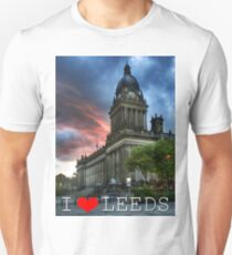 Leeds Town Hall T-Shirt
