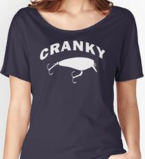 CRANKY Women's Relaxed Fit T-Shirt