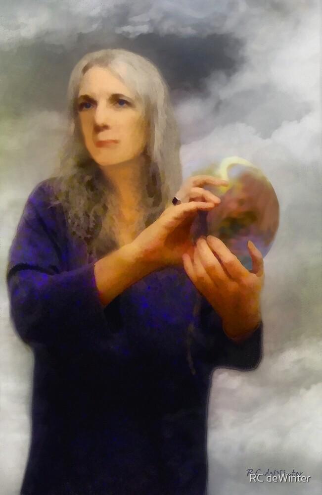 Gaia as Fata Morgana by RC deWinter