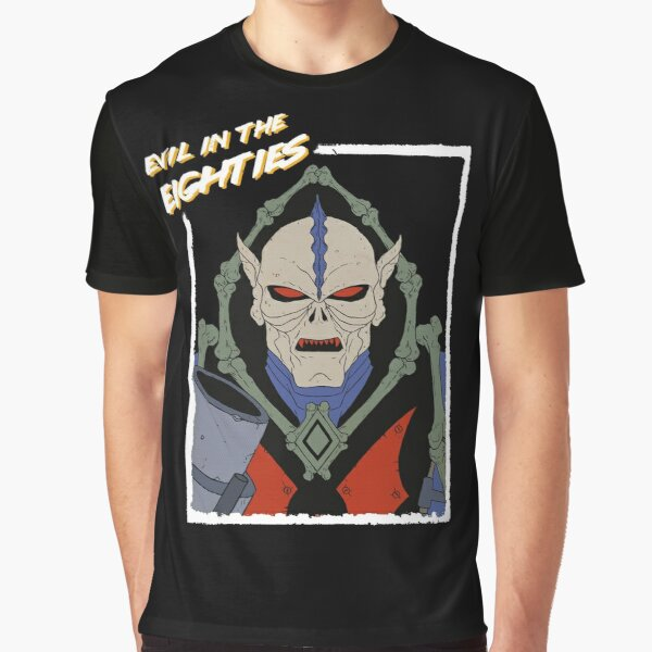 Evil in the Eighties - Hordak Graphic T-Shirt