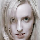 Blue eyed Blonde by raykirby