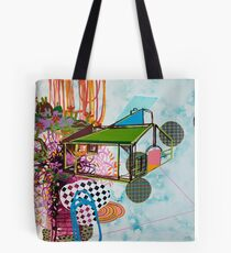 untitled 2 (or: brave new world ) Tote Bag