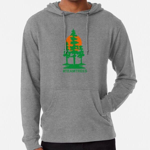 Team Trees Official Logo Lightweight Hoodie