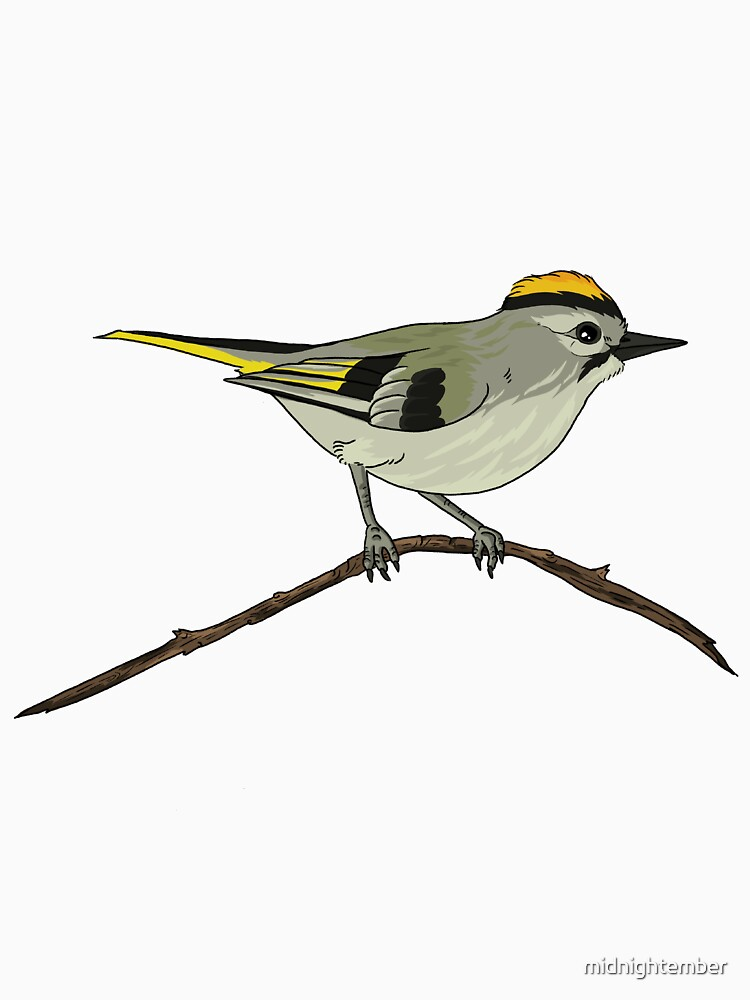 Golden Crowned Kinglet T Shirts Redbubble