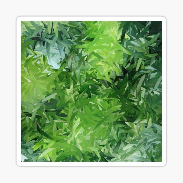 Lettuce - Earthy, Nature Sticker