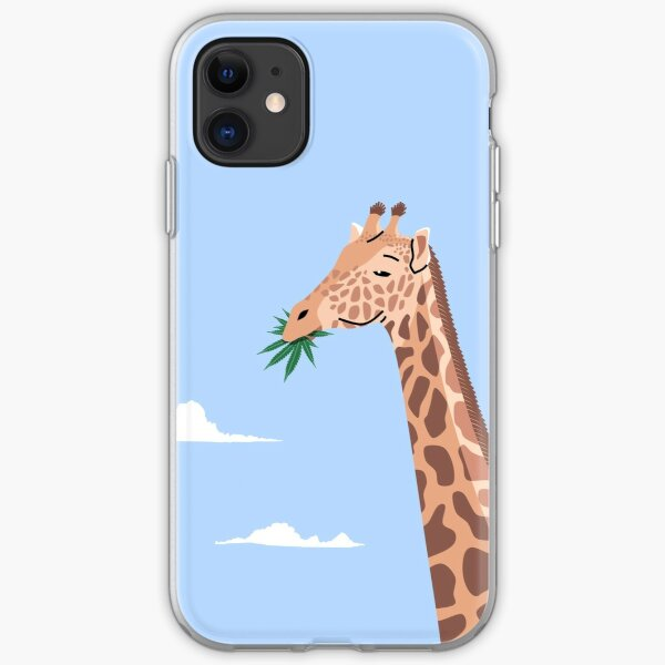 Naturally High iPhone Soft Case