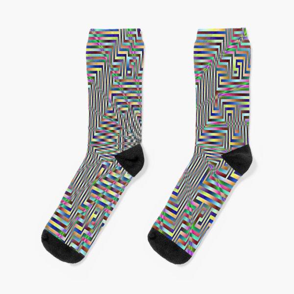 Motif, Visual art Socks