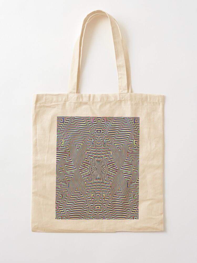 Alternate view of Motif, Visual art Tote Bag