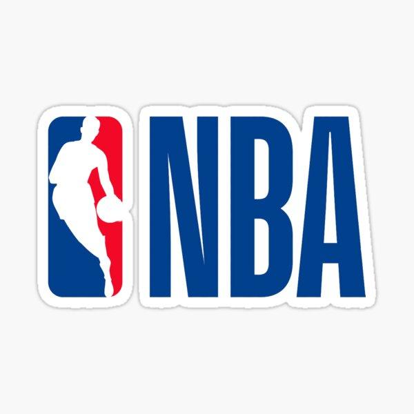NBA basketball Sticker