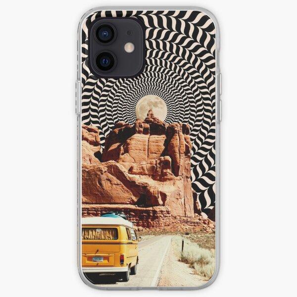 Illusionary Road Trip iPhone Soft Case