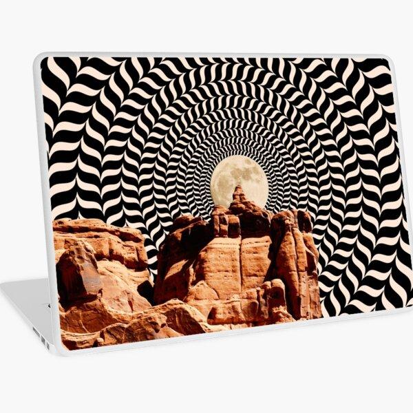 Illusionary Road Trip Laptop Skin