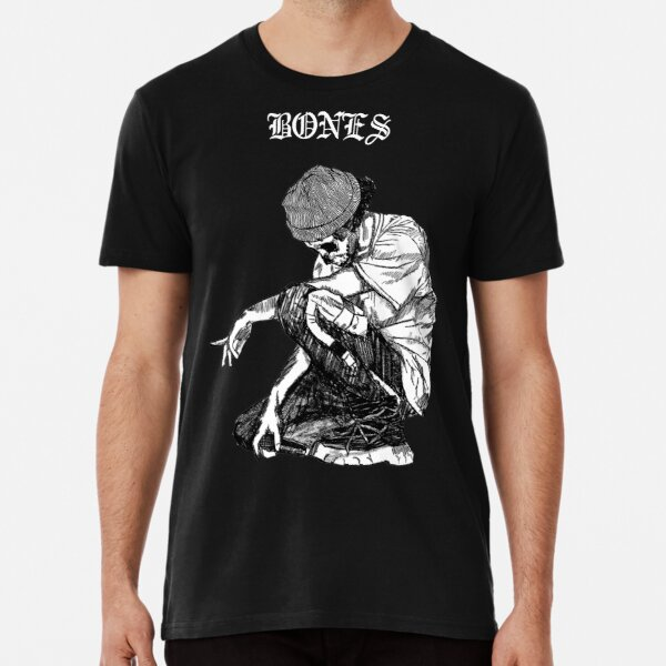 Drawn Up Sesh Bones Premium T-Shirt
