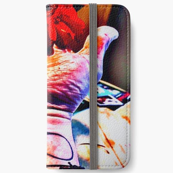 Infinite Beauty iPhone Wallet