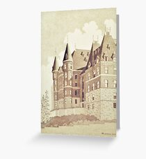 Stadium High School, Tacoma, Washington Greeting Card