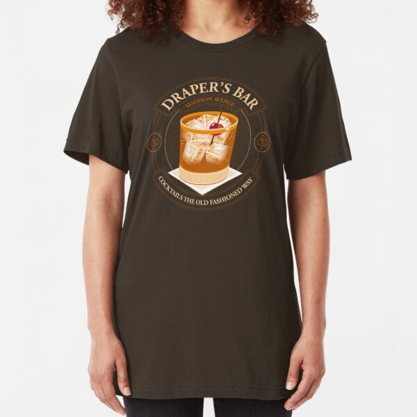 Draper's Bar Slim Fit T-Shirt