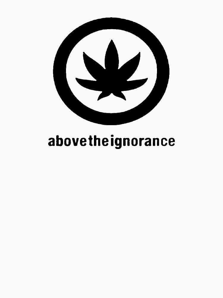 Above the Ignorance | Unisex T-Shirt