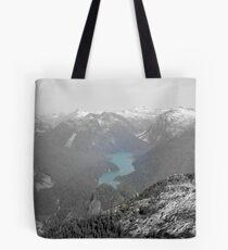 Mountain Landscape 22 Canada  Tote Bag