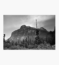 Mountain Landscape 18 Canada  Photographic Print