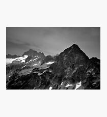 Mountain Landscape 15 Canada  Photographic Print