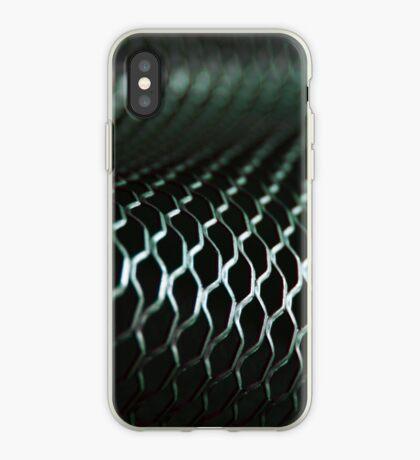 iPhone Case - Steel Surf (Mesh'n Around) iPhone Case