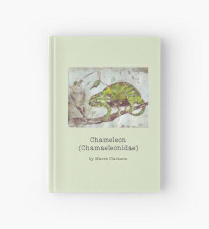 Chameleon (Chamaeleonidae) Hardcover Journal