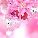 In The Pink (iPhone case) by Maria Dryfhout
