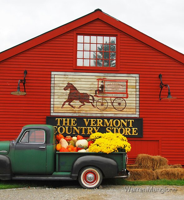 The Vermont Country Store by WarrenMangione