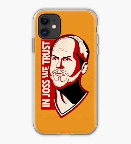 En Joss We Trust | carcasa de Iphone Vinilo o funda para iPhone